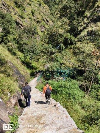 trekking to madmaheswar