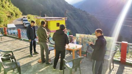 morning of ranshi village madhmahewar