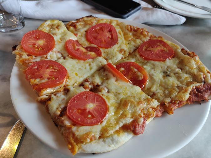 pizza @emily cafe