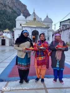 gangotri temple visit