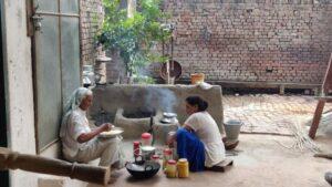 VILLAGE LIFE IN INDIA