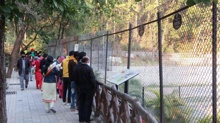 dehradun zoo malsi deer park